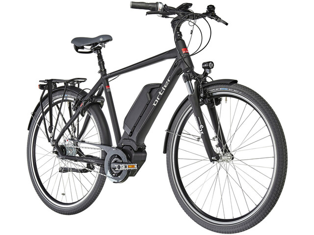Ortler Bern E-citybike sort | City